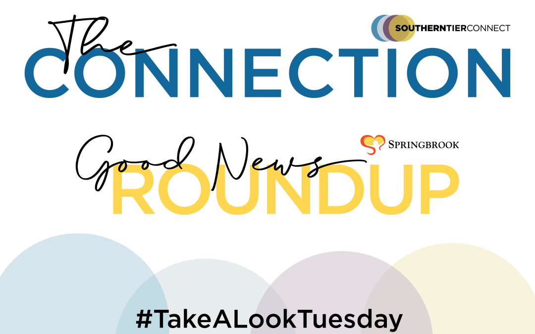 Take a Look Tuesday – Get Connected to Some Good News