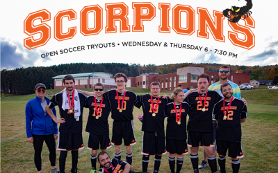 0730 Situation Saturday ScorpionTryouts 400x250 - News & Events