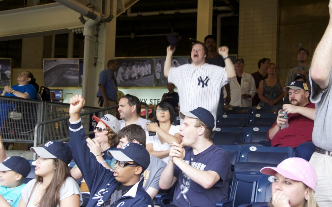 A Day With the Bronx Bombers – Take a Look Tuesday