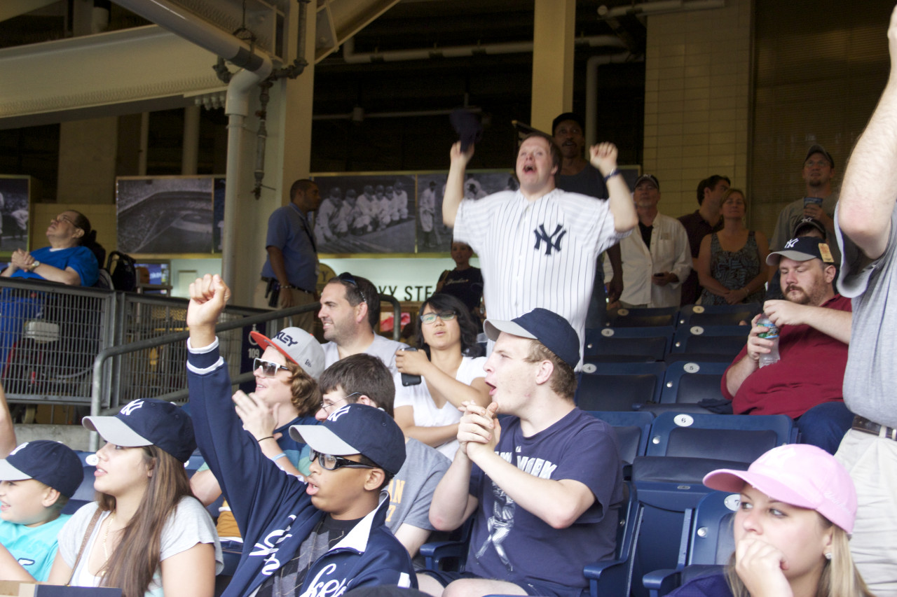 2013 Yankees Trip 8 - Your Gift Matters