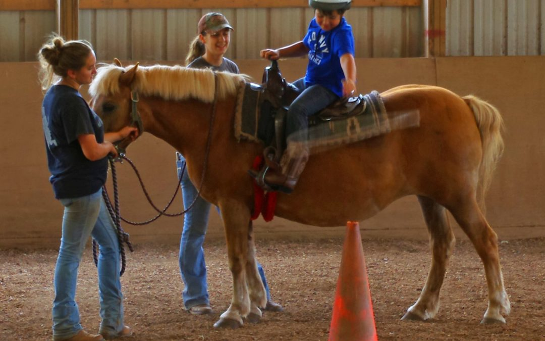 Therapeutic Horse Program – 2021