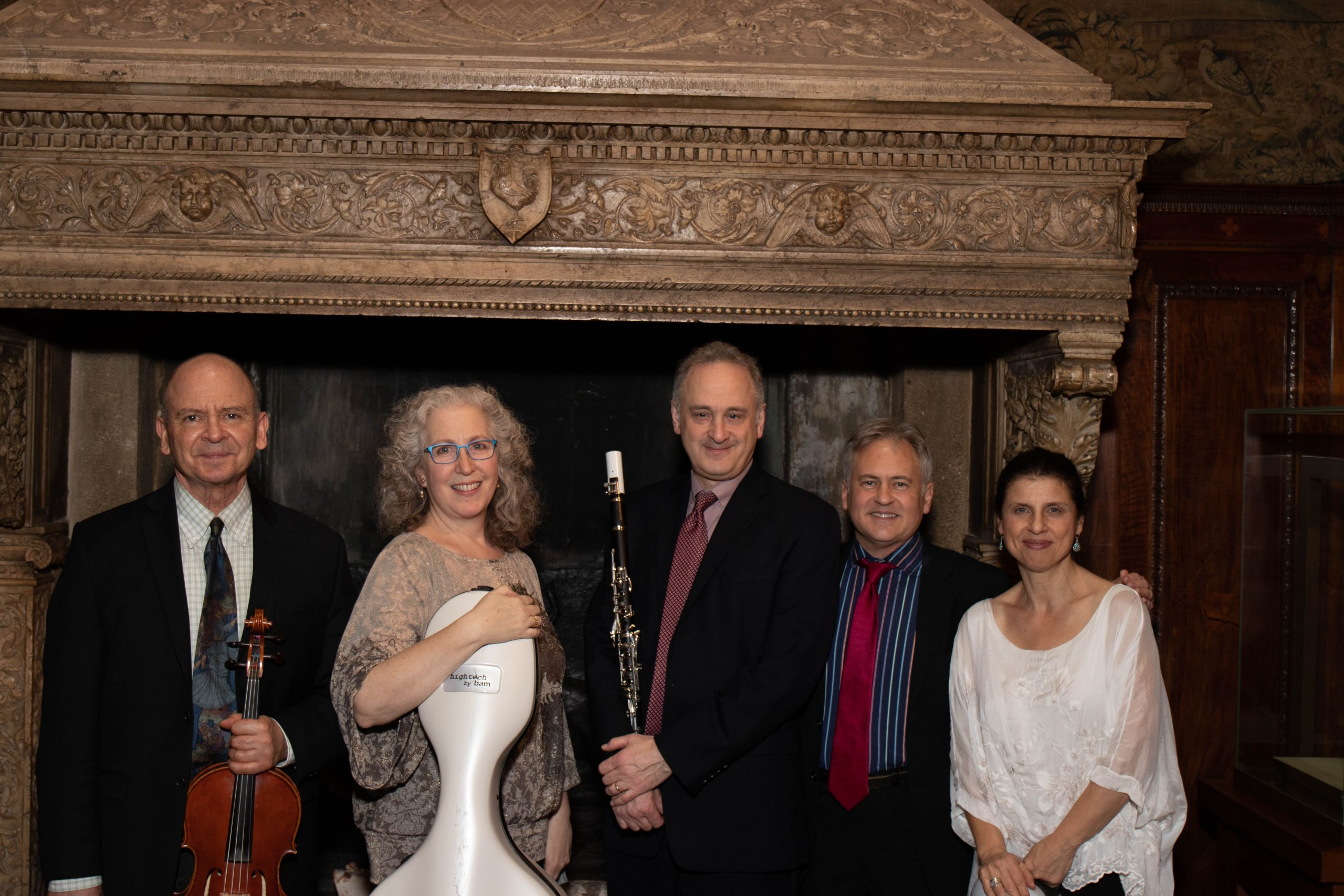 2018 MorganLibrary Event 95 scaled - Springbrook Foundation to Host 4th Annual Charity Concert in Manhattan in Support of Springbrook