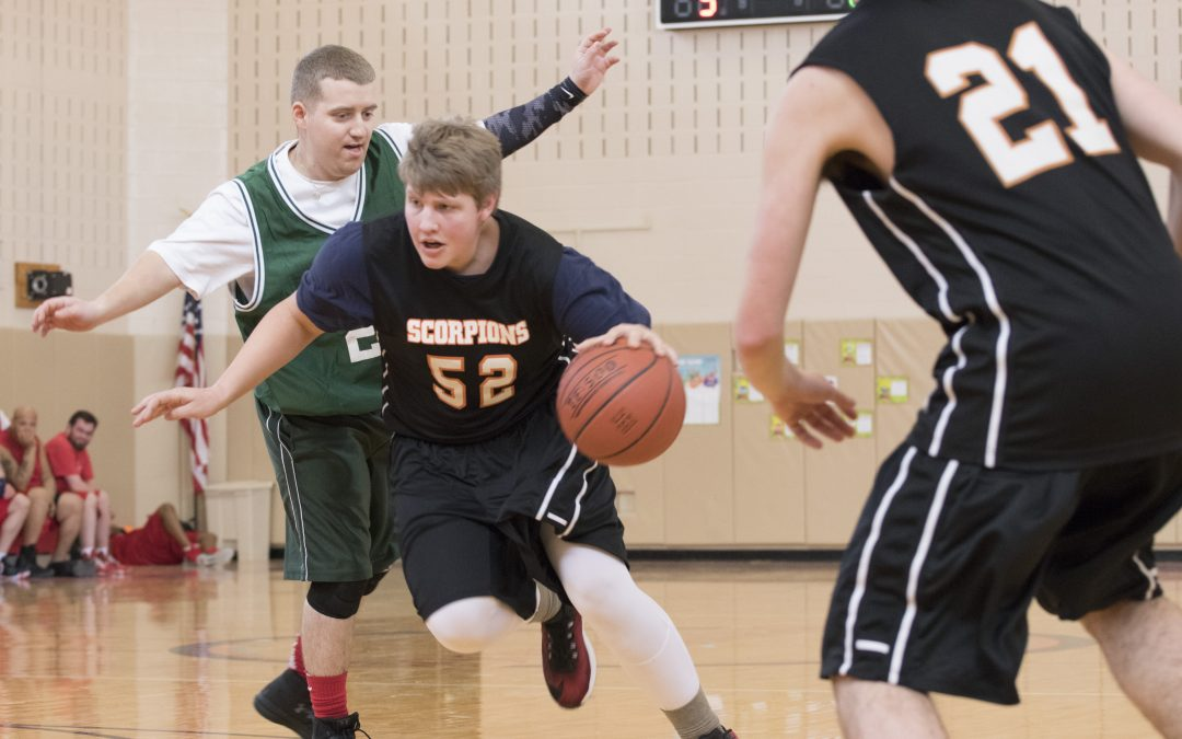 Springbrook to Host 7th Annual Special Olympics Basketball Tournament