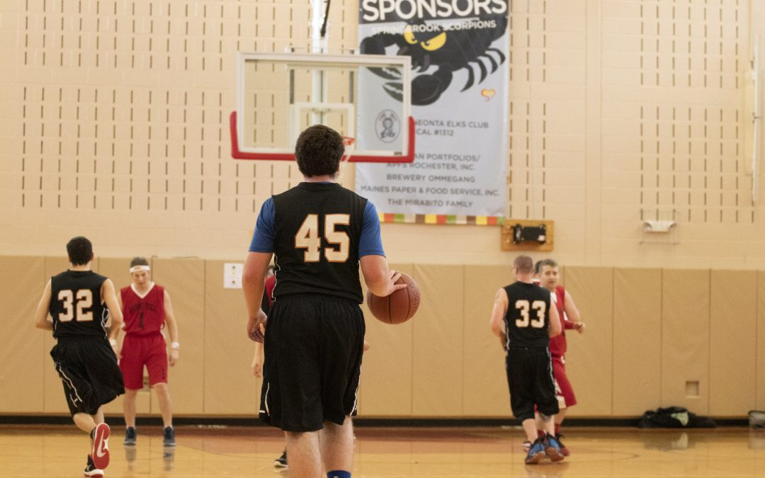 Springbrook to Host 2020 Special Olympics Basketball Team Tryouts