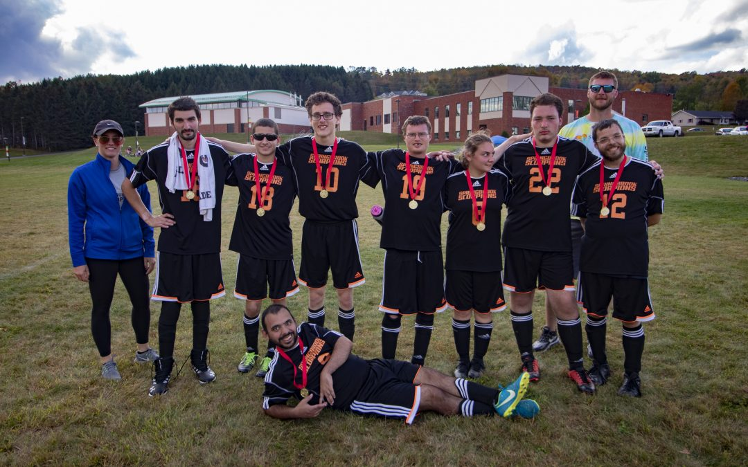 Springbrook to Host Tryouts for Special Olympics Soccer Team