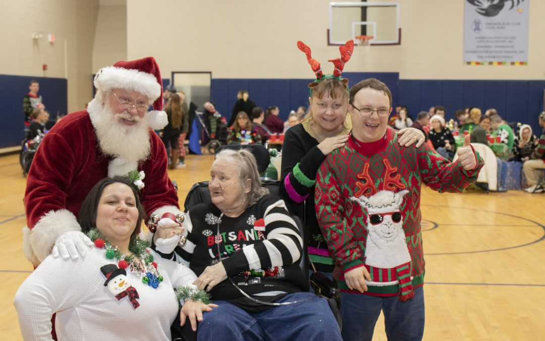 2019 Community Homes Ugly Christmas Sweater Party