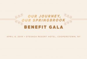 Our Springbrook Gala header