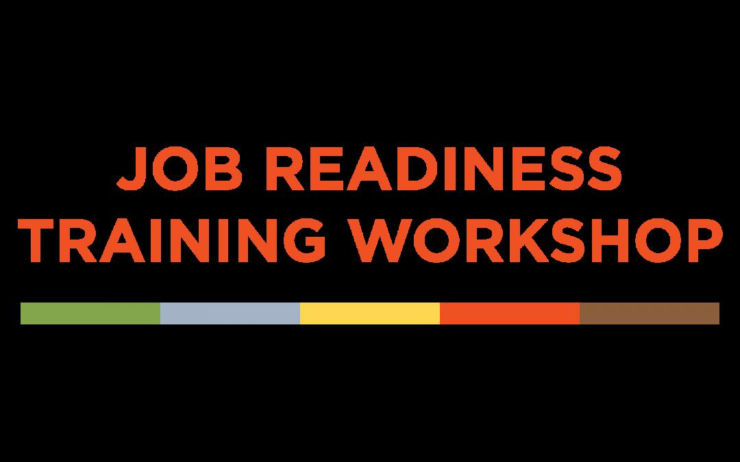 Job Readiness Training Workshop