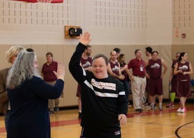 2019.ResizedBasketballInvitational.Athletics 1 400x284 - 7th Annual Special Olympics Basketball Tournament a Success