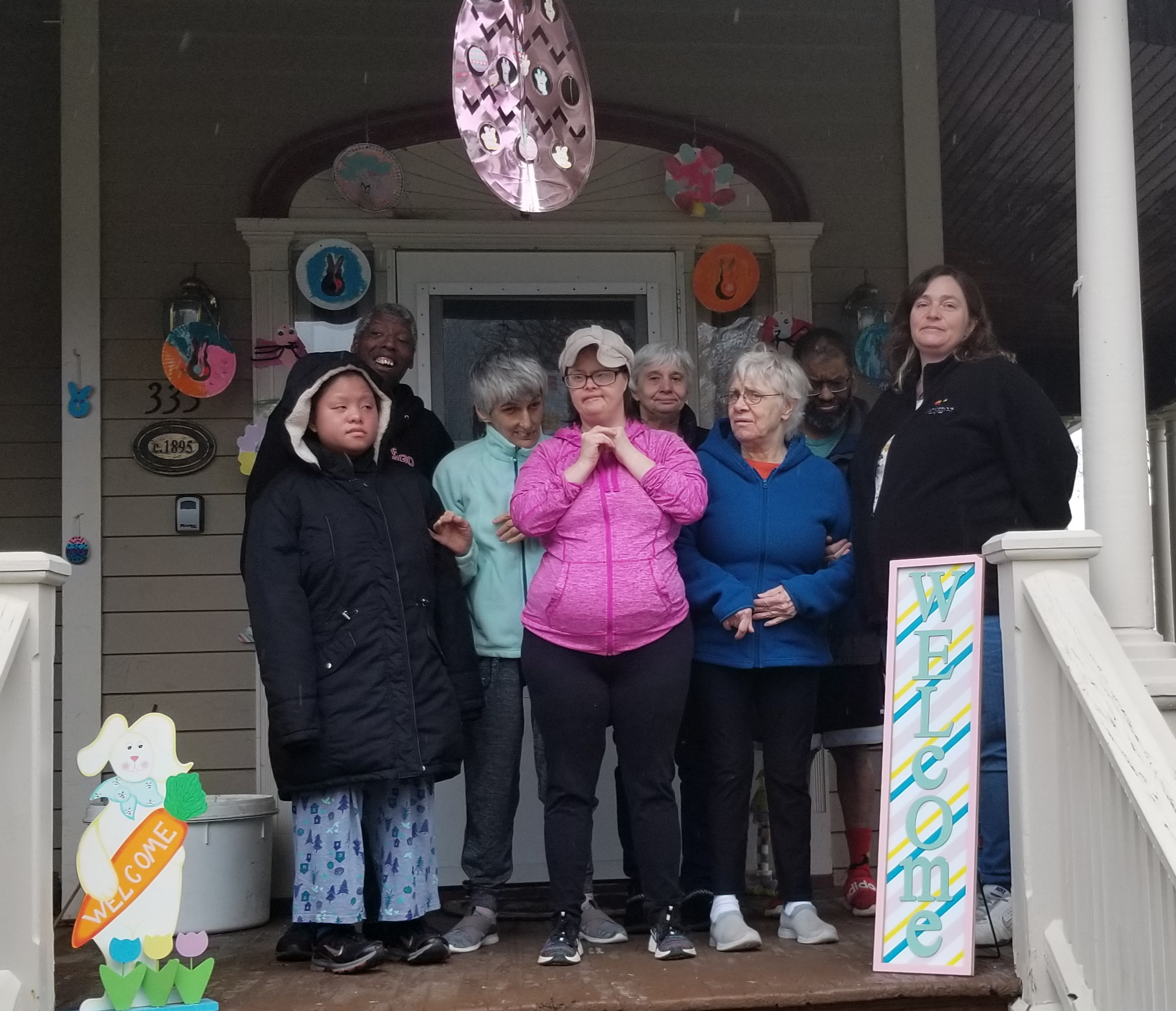 2020PorchContest Otego - Otego - Fun Art Friday
