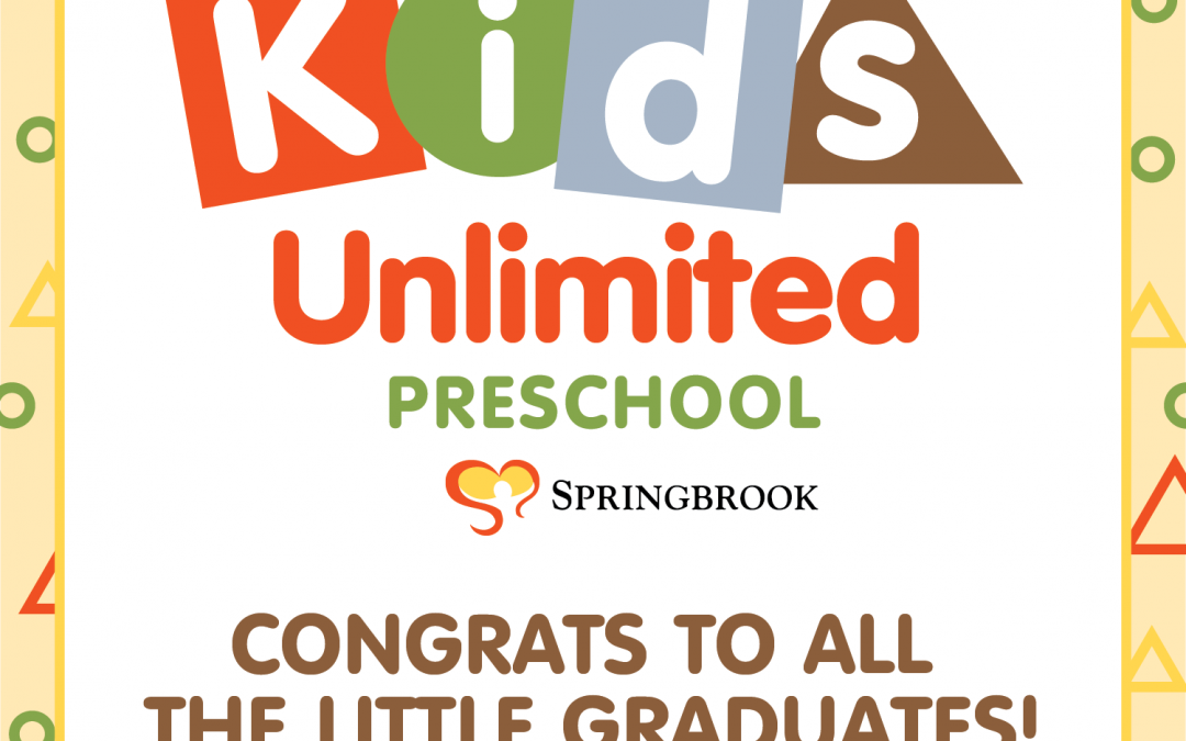 Situation Saturday – Congrats To All The Little Graduates