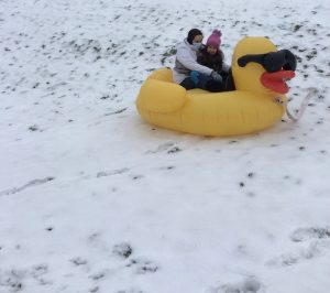2021 DayStudentSledding School  1  jpeg 8OnH73Pt 300x266 - Braving The Cold In Style - Take a Look Tuesday