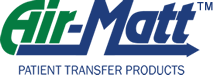 AirMatt Logo 4C 100x100 tagline TM - 2019 SAFE PATIENT HANDLING, COMMUNICATION, & ASSISTIVE TECHNOLOGY MINI-CONFERENCE