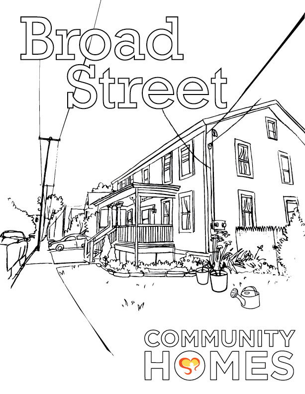 Broad Street png AbF4pH73 - Bird Ave and Broad St - Fun Art Friday