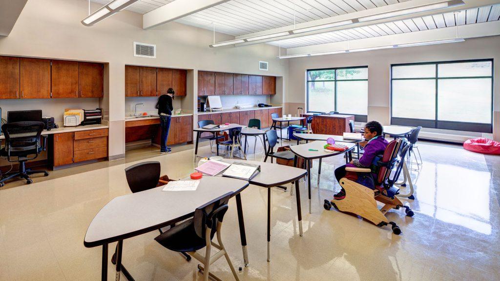 Classroom at School at Springbrook