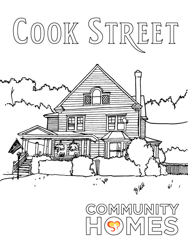 Cook Street png s1AWlTrh - Cook St and Earlville - Fun Art Friday