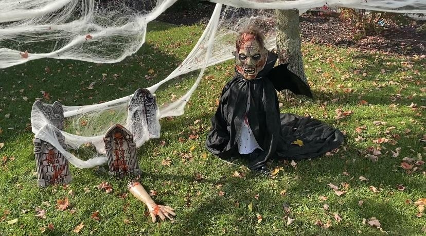 Earlville Scary 1 - Haunted Nature Trail - Situation Saturday