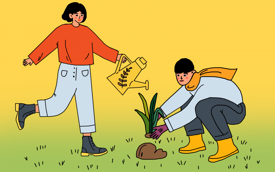 Gardening – Meditation Monday