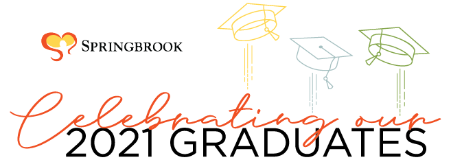 Take A Look Tuesday – The 2021 School at Springbrook Commencement Ceremony!