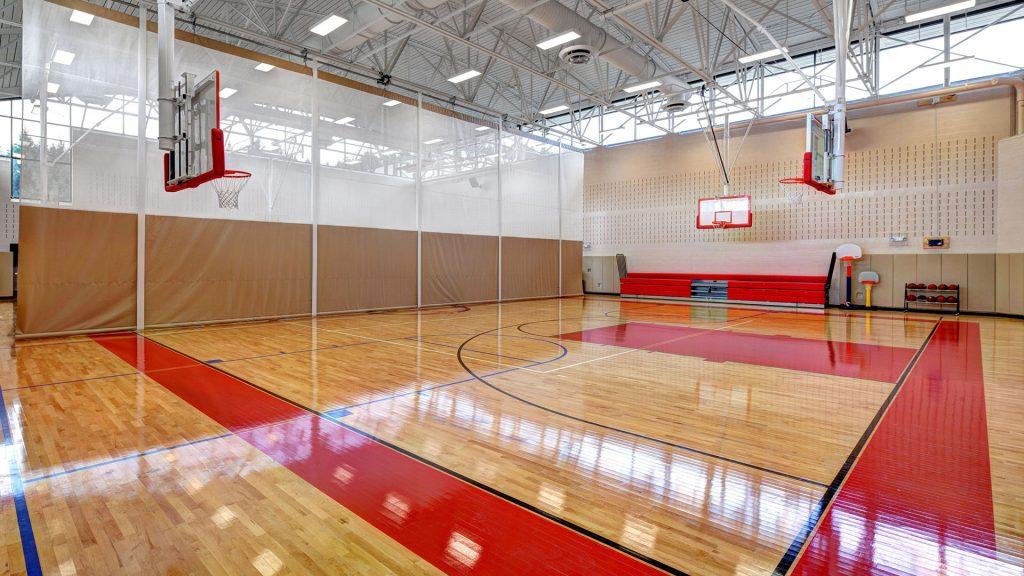 Gymnasium at The School at Springbrook