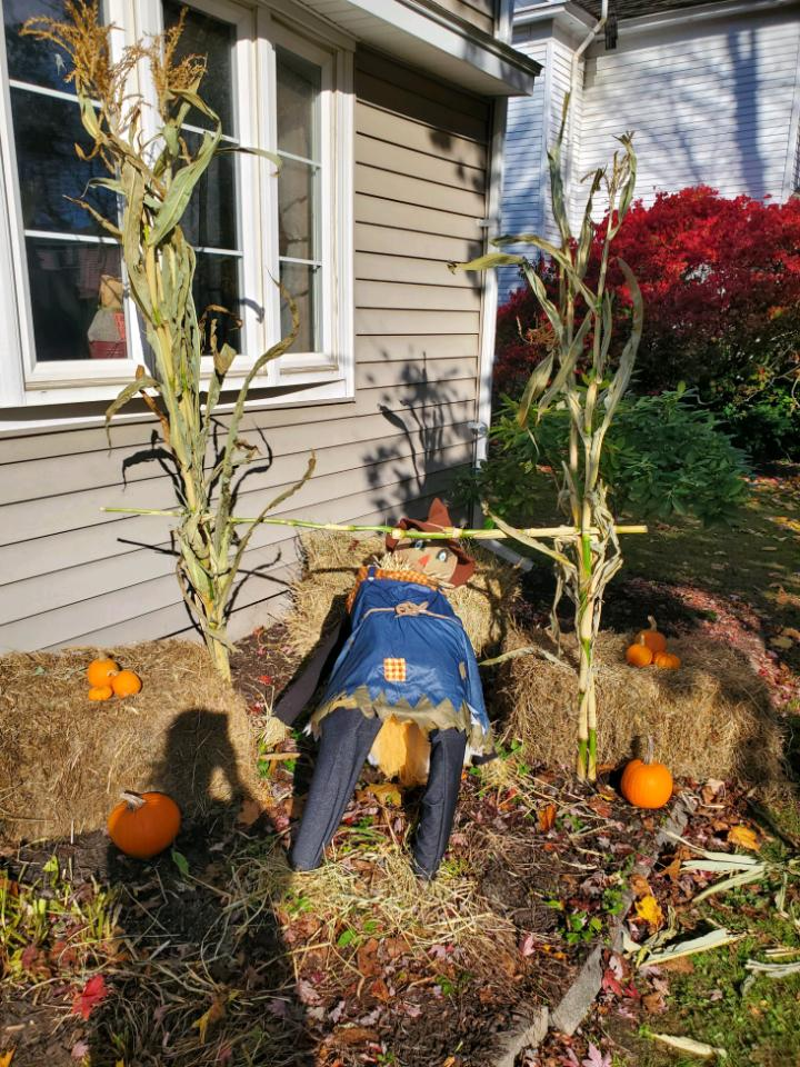 Hayes - 2nd Annual Scarecrow Contest