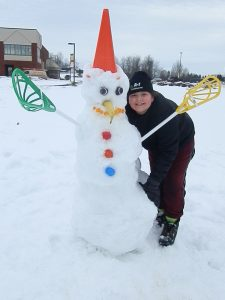 Isaiah E 225x300 - Situation Saturday – Big Man the Snowman