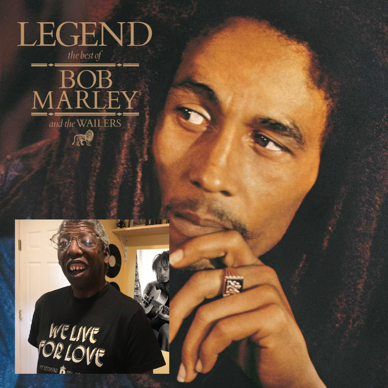 John Davis   Bob Marley png fUx6Lf z - Deep Listening - Meditation Monday