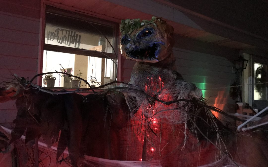 Situation Saturday – Heated Scarecrow Competition Rages!