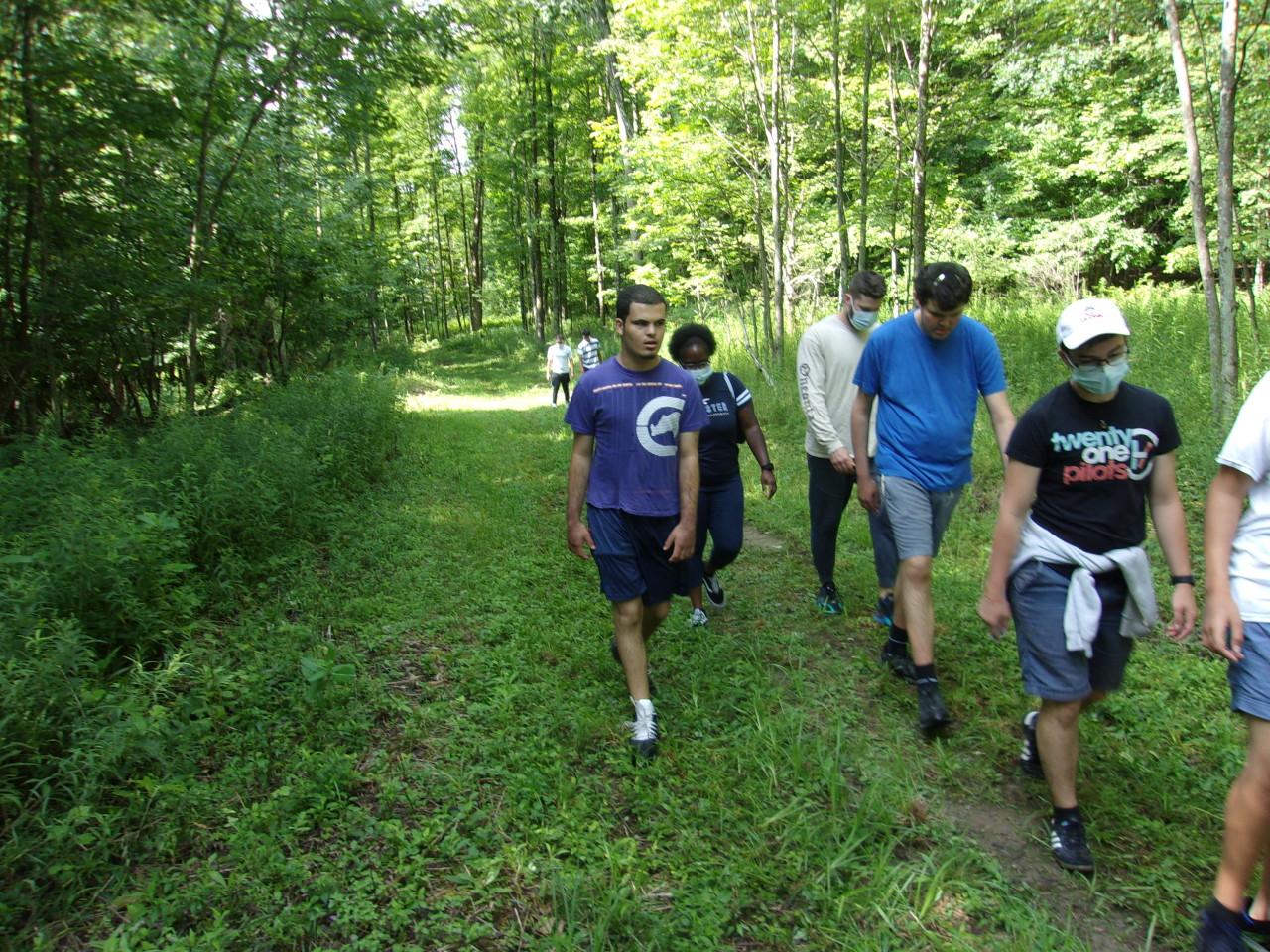MainCampusTrail3 - Hitting the Trail - Take a Look Tuesday