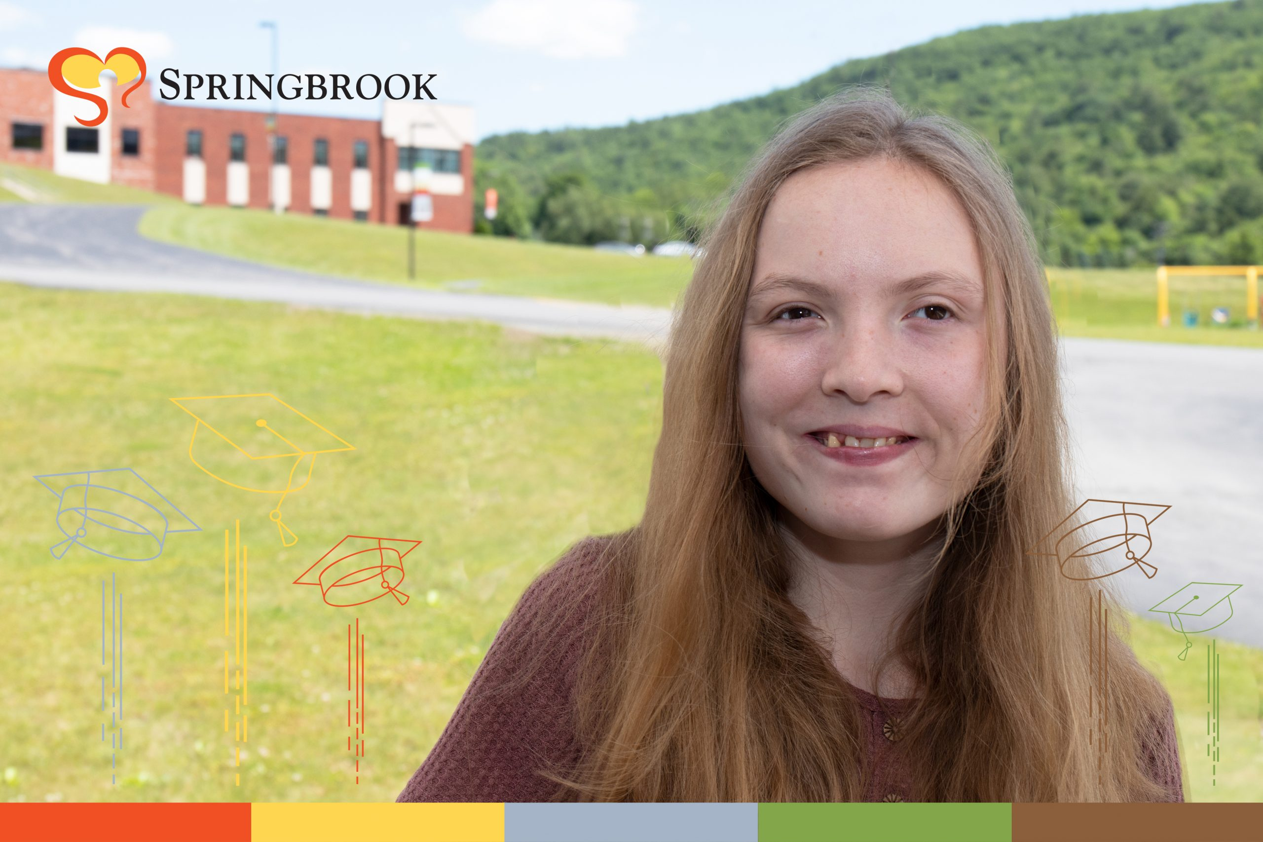 Miller Stephanie EDIT scaled - The School at Springbrook - Class of 2021