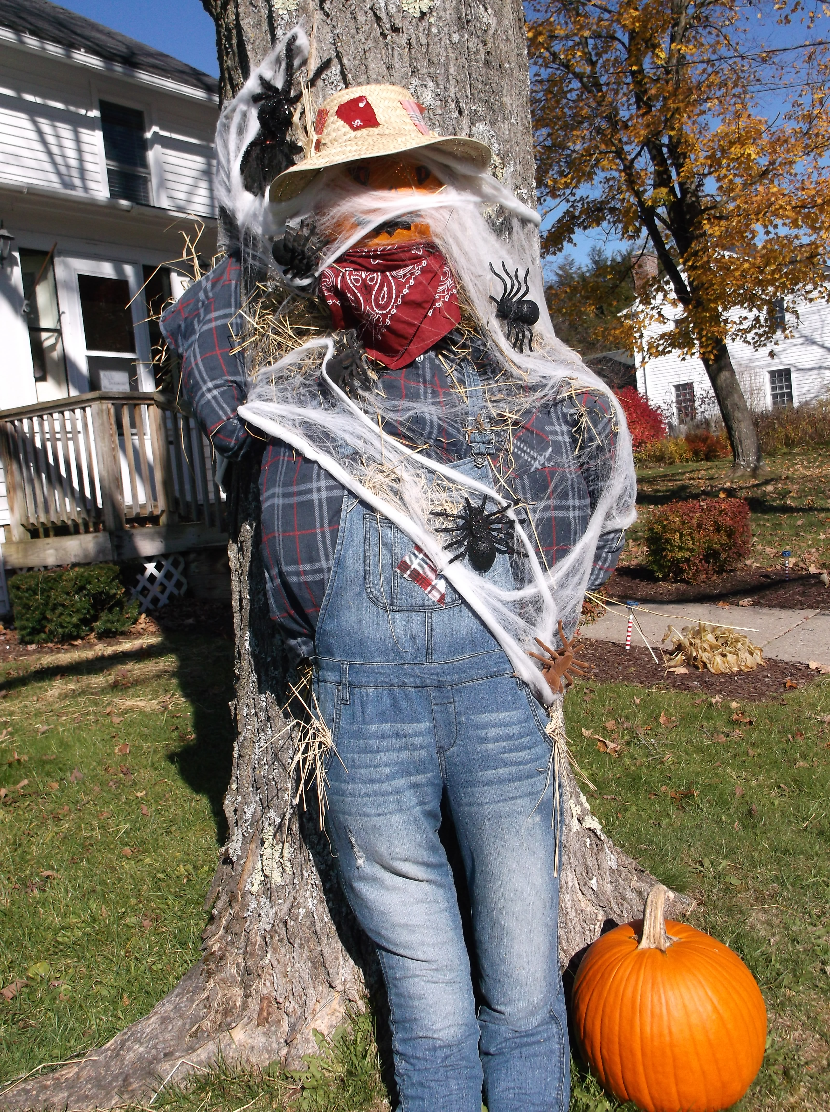 Morris 2 - 2nd Annual Scarecrow Contest