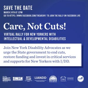 NYDA Virtual Rally SaveTheDate 1080x1080 A16 300x300 - Facebook Live Rally to End the Budget Cuts