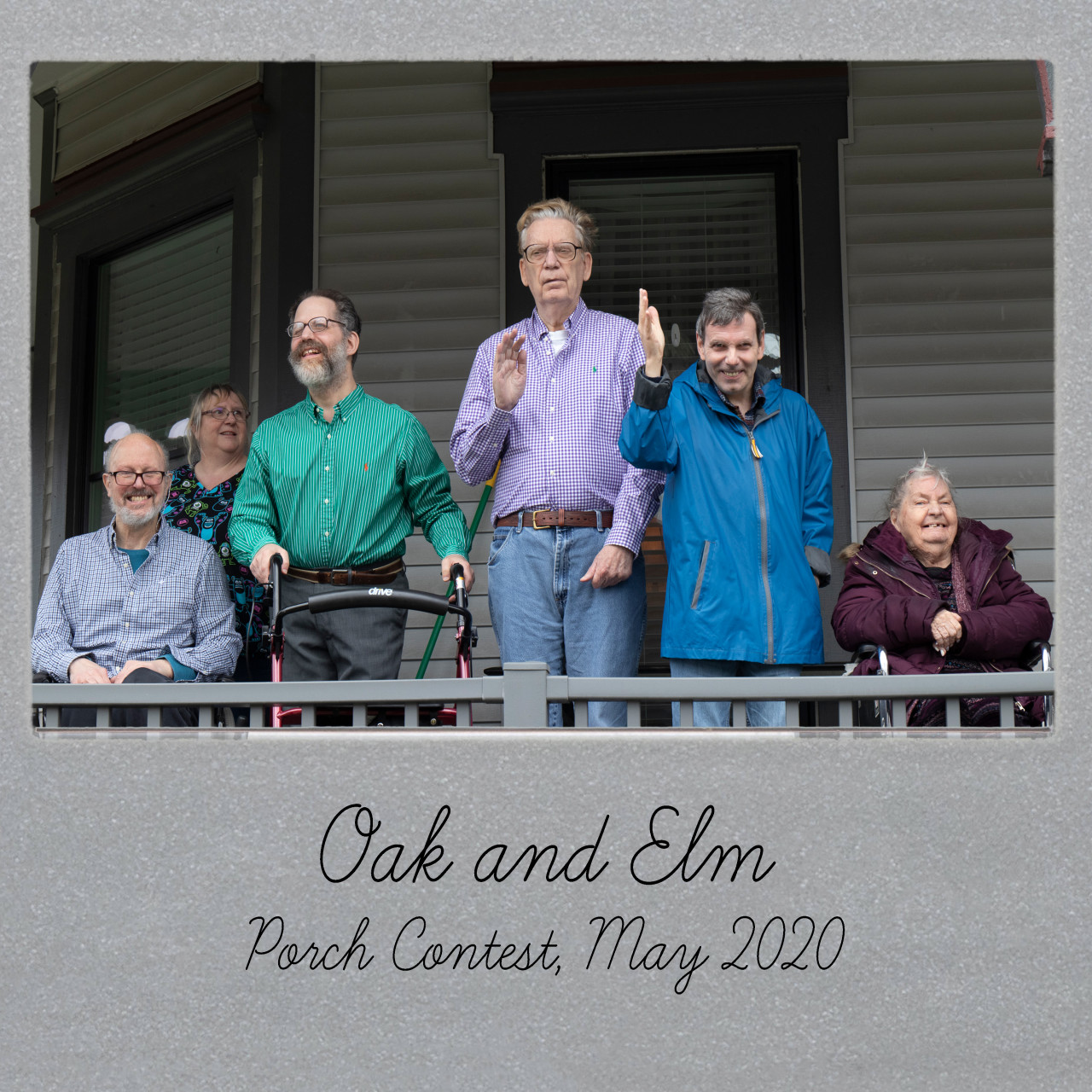 OakandElmPorch - Oak and Elm- Fun Art Friday