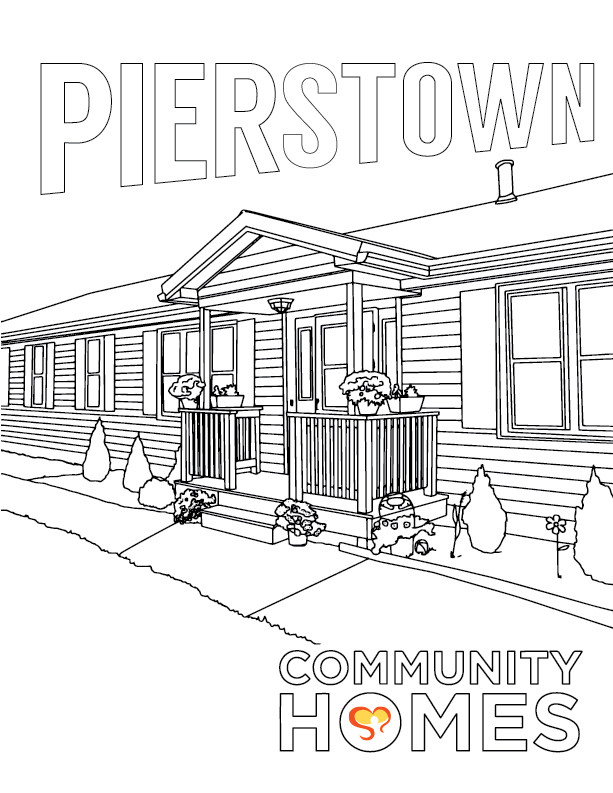 Pierstown 1 - Pierstown - Fun Art Friday