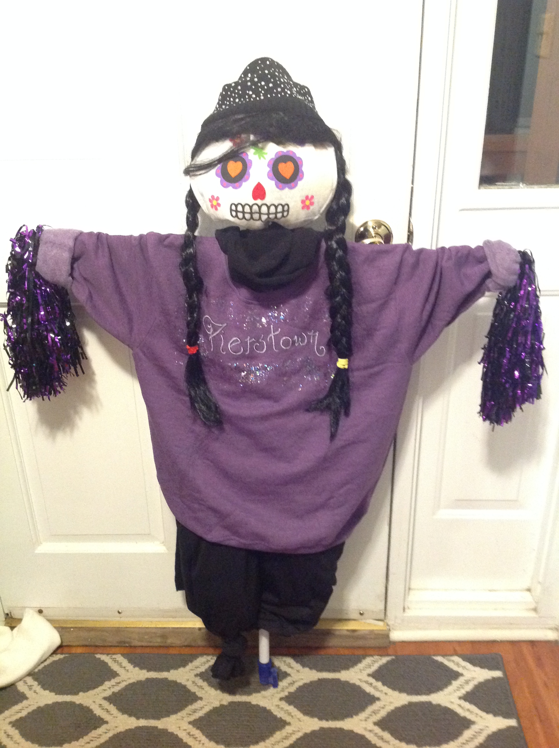Pierstown - 2nd Annual Scarecrow Contest