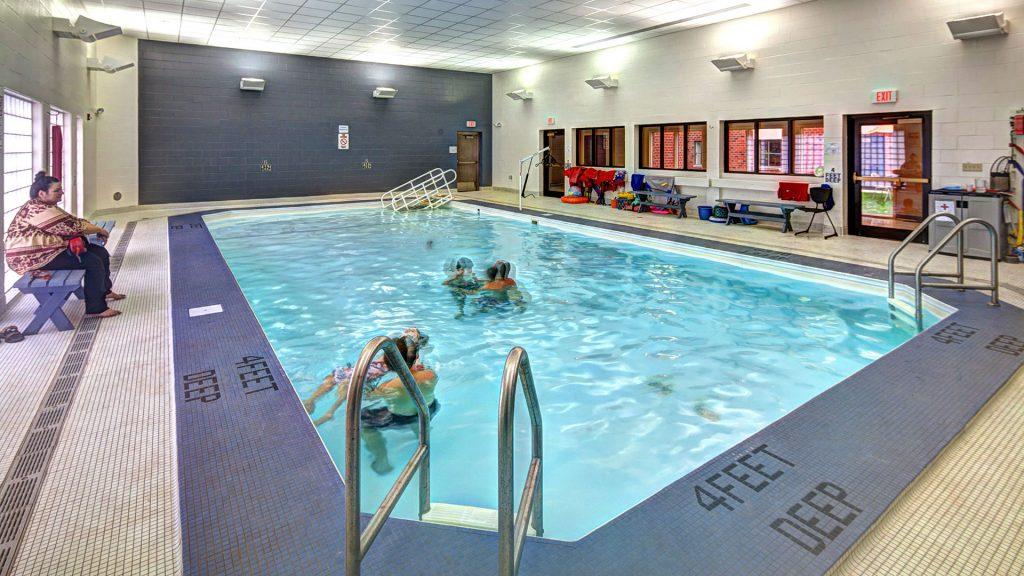 Pool at School at Springbrook