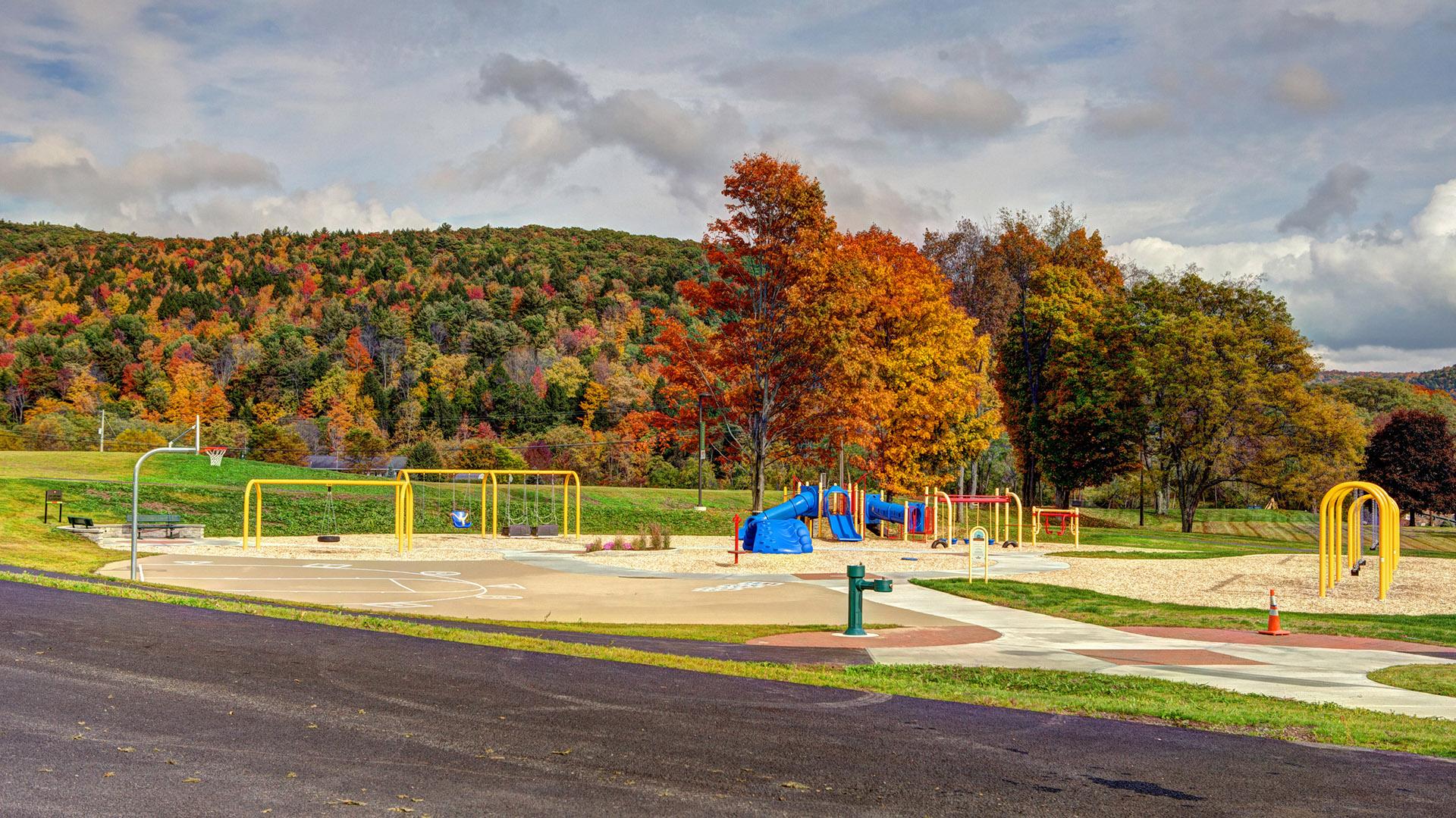 School Playground - Virtual Tour of The School at Springbrook