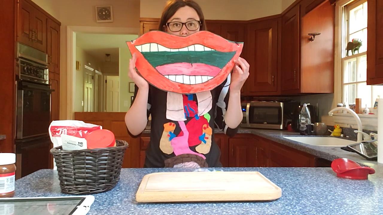 Alyssa Monster Mouth