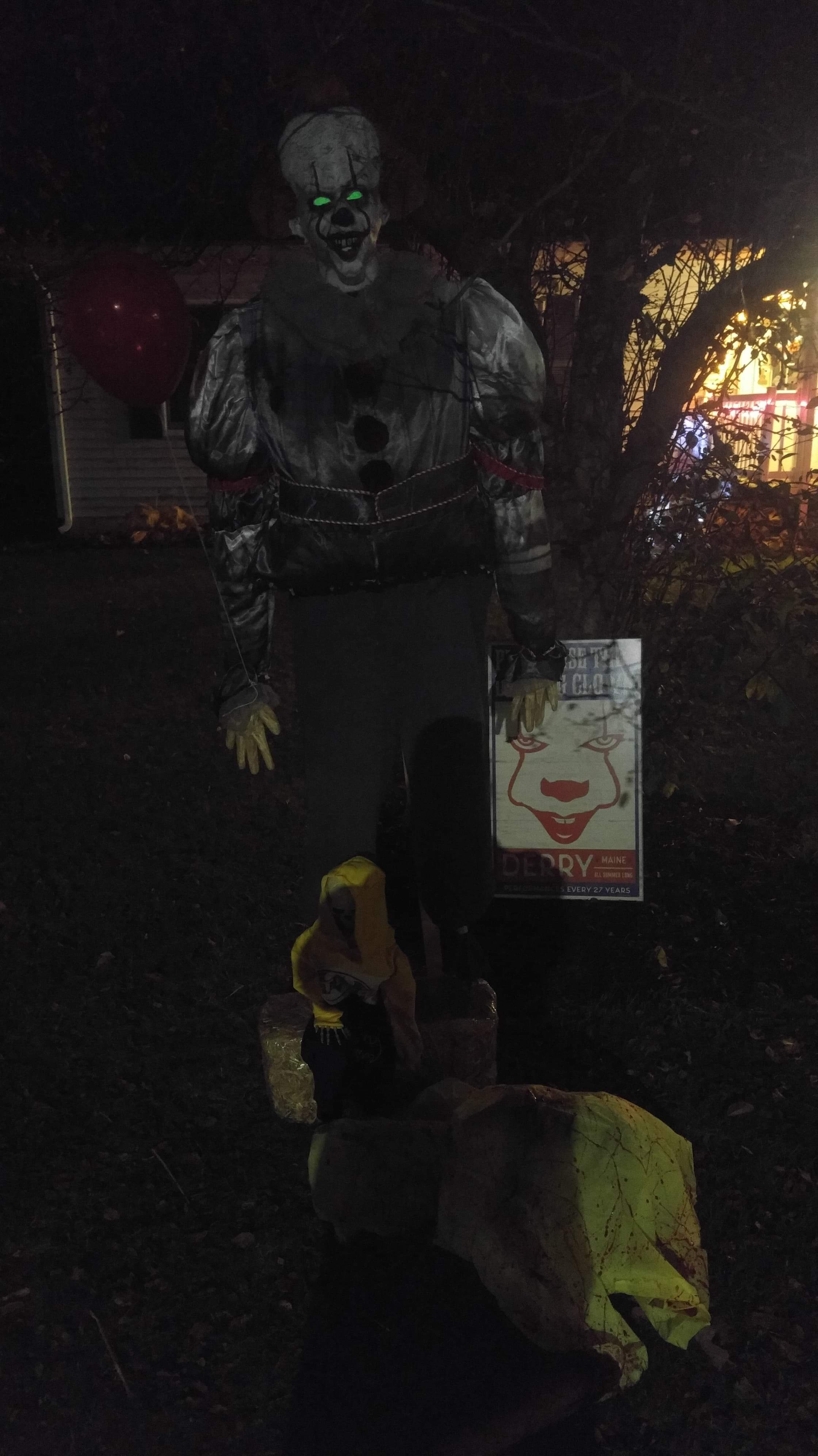 Sherburne 1 - 2nd Annual Scarecrow Contest