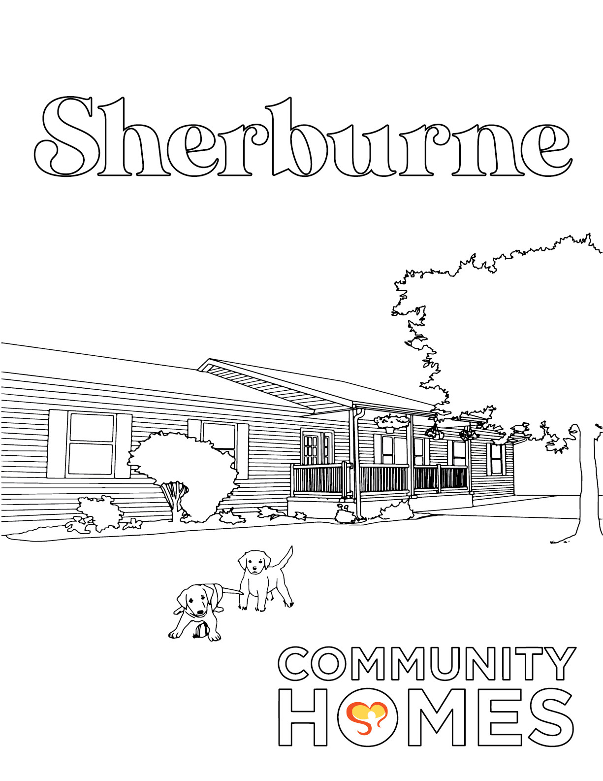Sherburne - Sherburne and Stone Quarry- Fun Art Friday