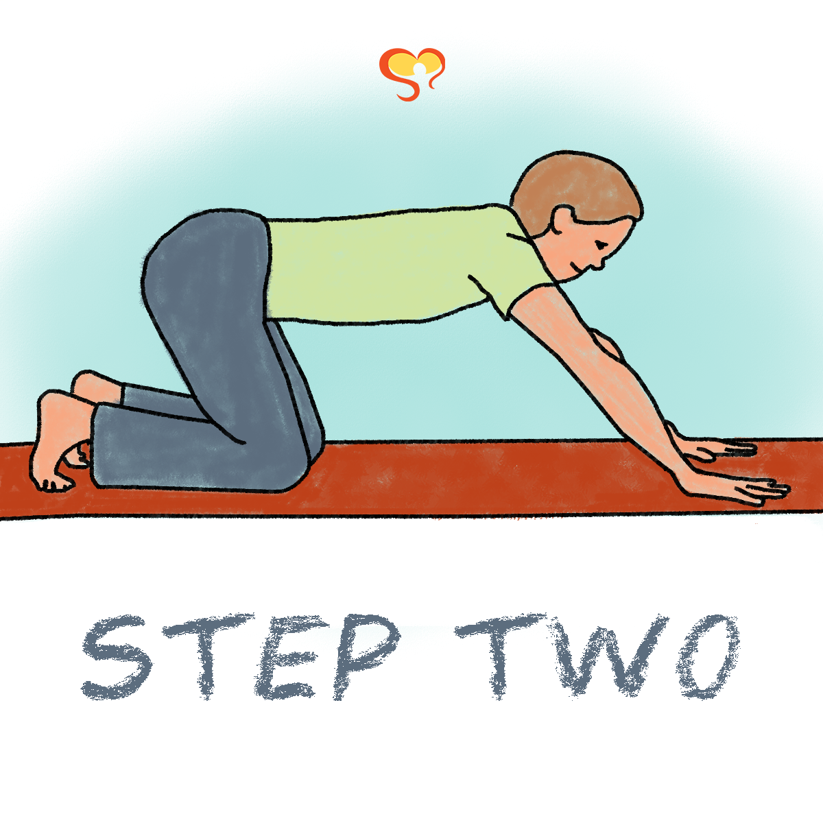 Step2 Final png ey1OEZrh - Puppy Pose - Meditation Monday