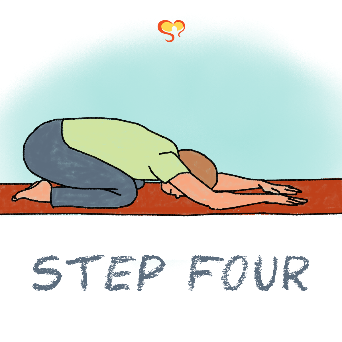 Step4 Final jpg png 20klWWmL - Puppy Pose - Meditation Monday