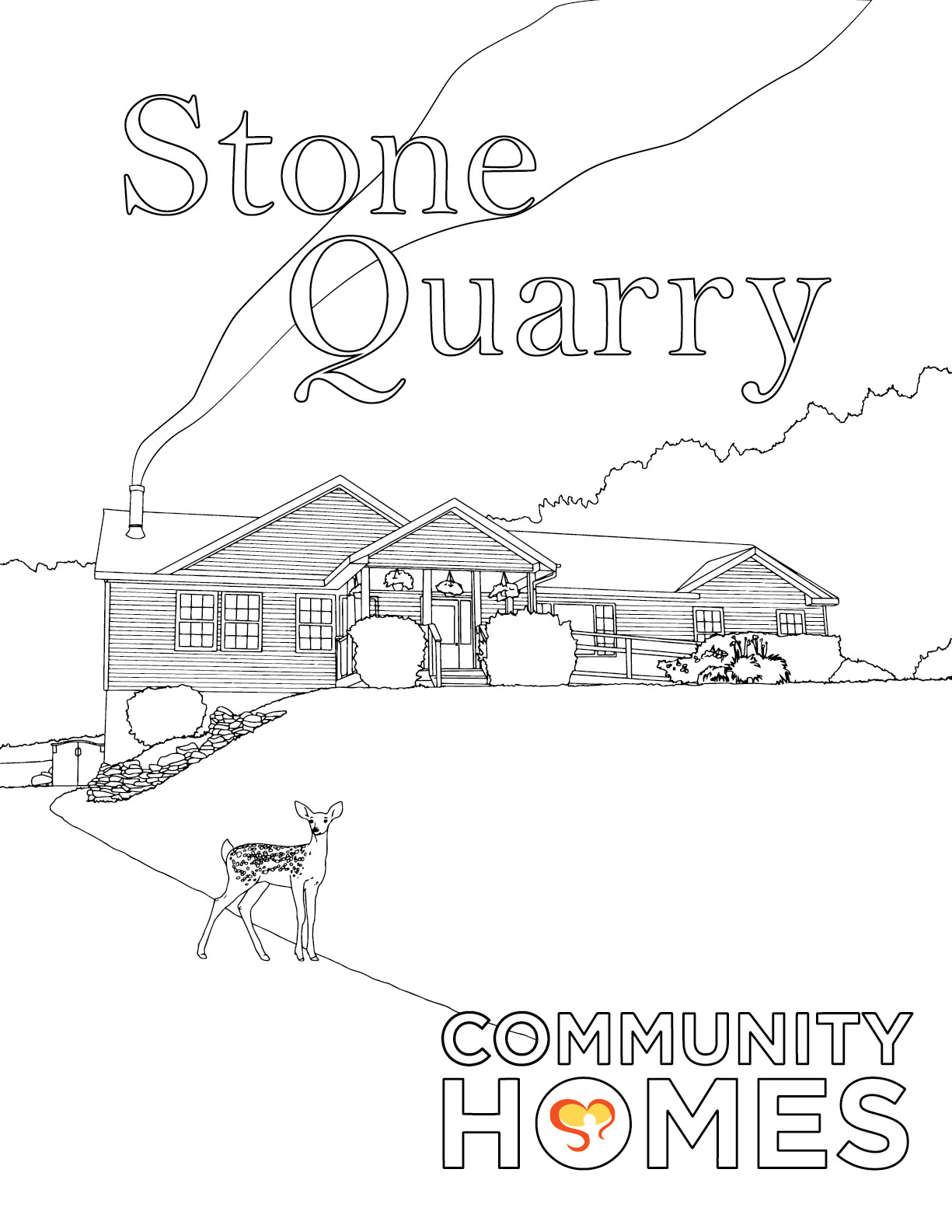 Stone Quarry - Sherburne and Stone Quarry- Fun Art Friday