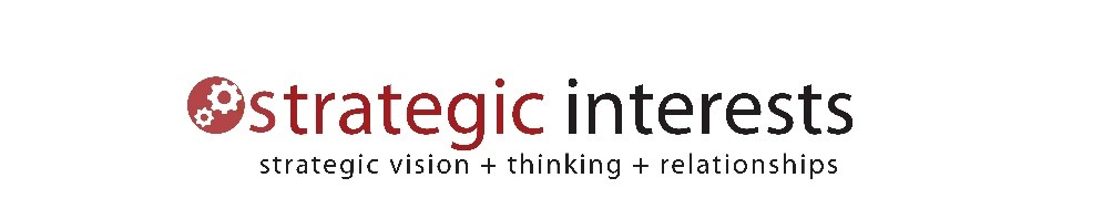 Strategic Interests Logo - Our Community in This Moment
