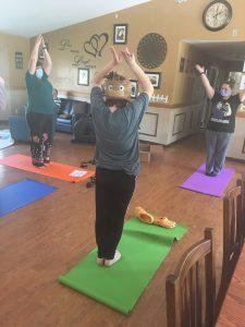 Sunshine Yoga 1 1 225x300 - Sunday Funday – Sunshine Yoga