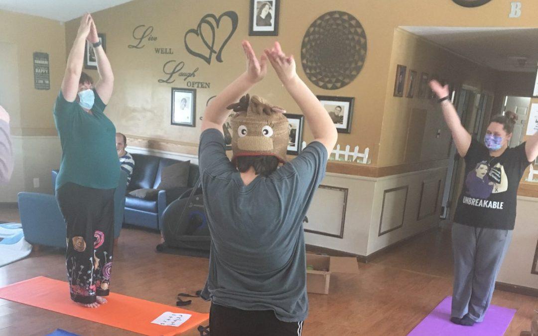 Sunday Funday – Sunshine Yoga