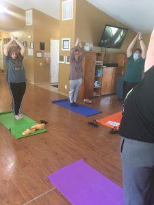 Sunshine Yoga 2 225x300 - Sunday Funday – Sunshine Yoga