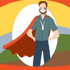 Superhero graphic FINAL 03 300x300 - Take a Look Tuesday - Robert Johnson