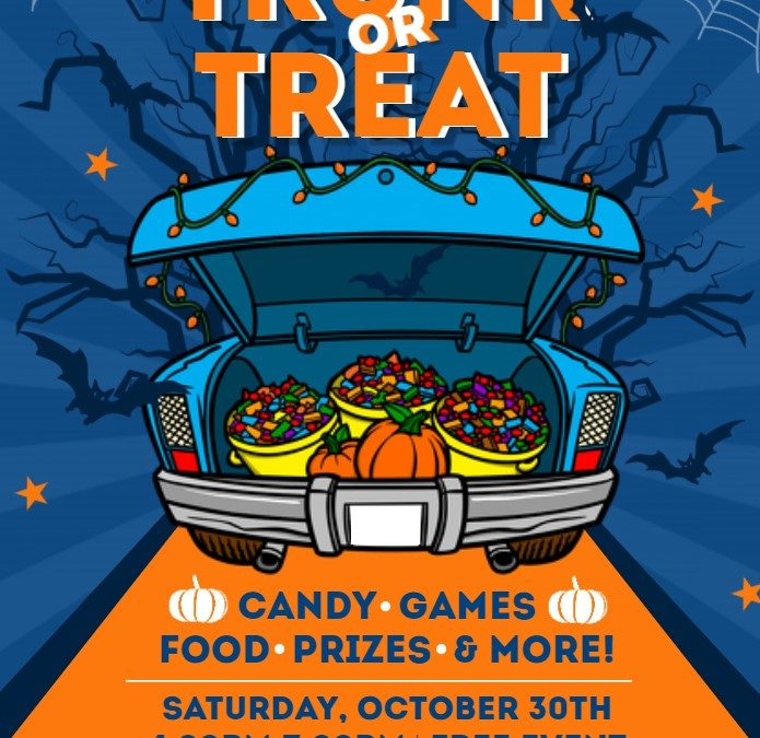 Take A Look Tuesday – Century Sunrise Trunk Or Treat