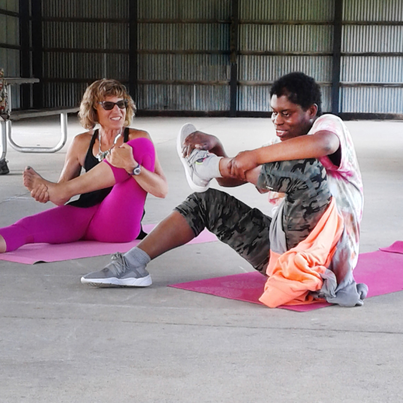 PA Yoga at the Park